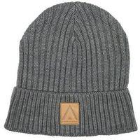 czapka zimowa CLWR - Badge Beanie Grey Melange (801) rozmiar: OS