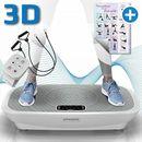 Platforma wibracyjna 3D Vital 800