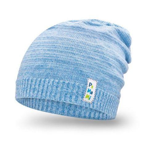 Wiosenna czapka chłopięca PaMaMi - Jasnoniebieski - Jasnoniebieski, kolor niebieski