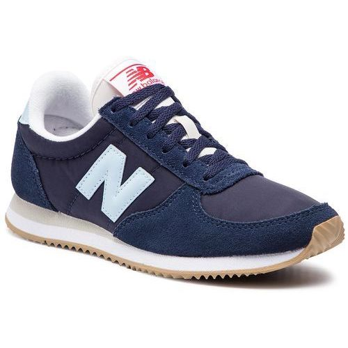 Sneakersy - wl220crc granatowy, New balance, 36-37
