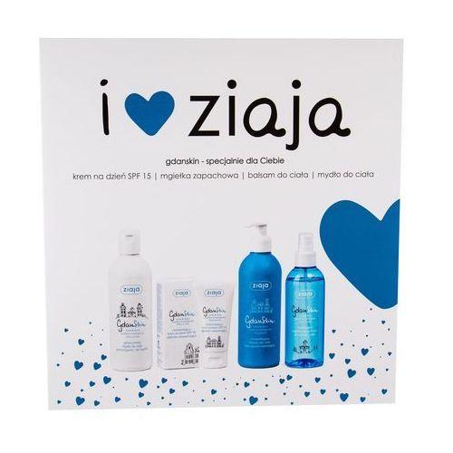 Ziaja gdanskin 2019 zestaw kosmetyków 3+1 na prezent (5901887046455)