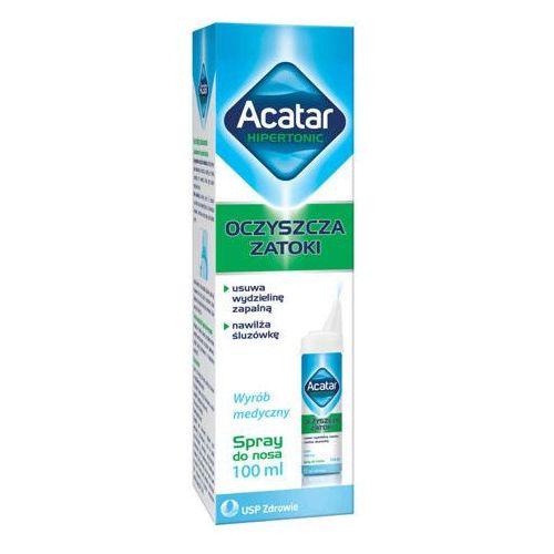 Spray Acatar Hipertonic spray do nosa 100ml