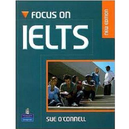 Focus on IELTS Coursebook/iTest CD-Rom Pack, oprawa miękka