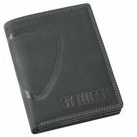 Strellson Baker Street Portfel skórzany 10 cm black ZAPISZ SIĘ DO NASZEGO NEWSLETTERA, A OTRZYMASZ VOUCHER Z 15% ZNIŻKĄ
