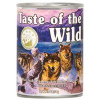 Taste of the Wild Wetlands Canine, karma mokra - 12 x 390 g  -5% Rabat dla nowych klientów  Dostawa GRATIS + promocje
