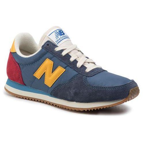 Sneakersy - u220hg granatowy kolorowy, New balance