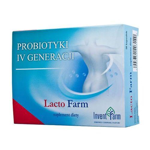 Lacto farm - probiotyk IV generacji