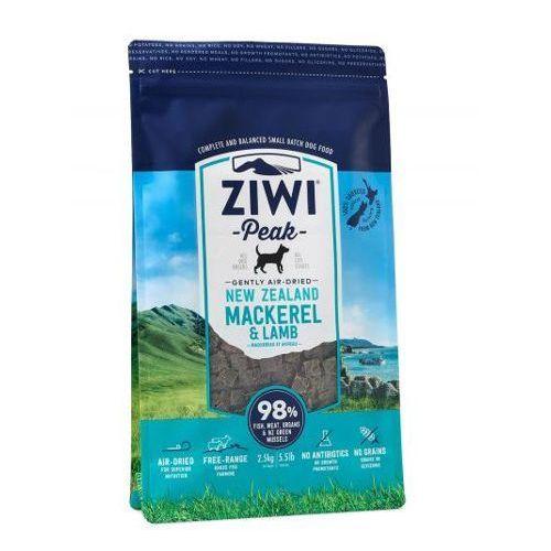 Ziwipeak daily dog cuisine sucha karma dla psów z makrelą i jagnięciną 2,5kg