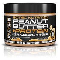 SCITEC Nutrition 100% Peanut Butter + Protein, 500g masło orzechowe