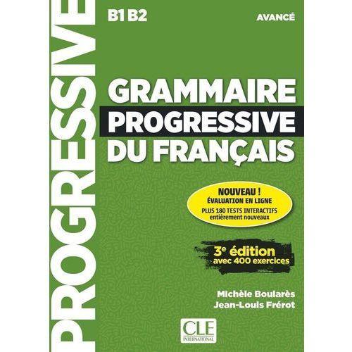 Grammaire Progressive du Francais Avance 3e Edition. Podręcznik + CD (208 str.)