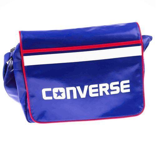 b07744cad844d Zobacz w sklepie Torba CONVERSE - Flap Messenger Sport Converse Blue  (CONVERSE BLUE), kolor niebieski