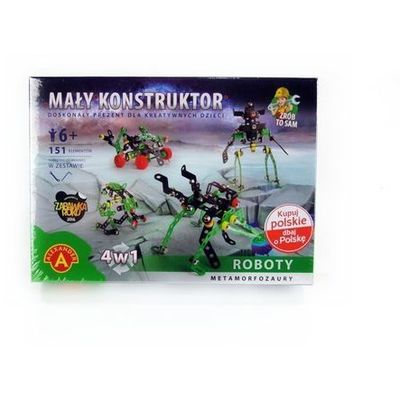 Roboty dla dzieci Alexander