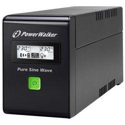Zasilacze UPS  POWERWALKER Media Expert