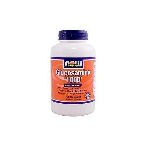 Now Foods Glucosamine 1000 - Glukozamina 180 kaps