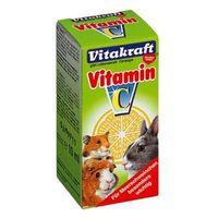 Vitakraft vitamin c krople dla gryzoni 10ml