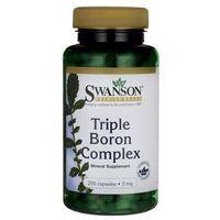 Triple Boron Complex 3mg 250 kaps.