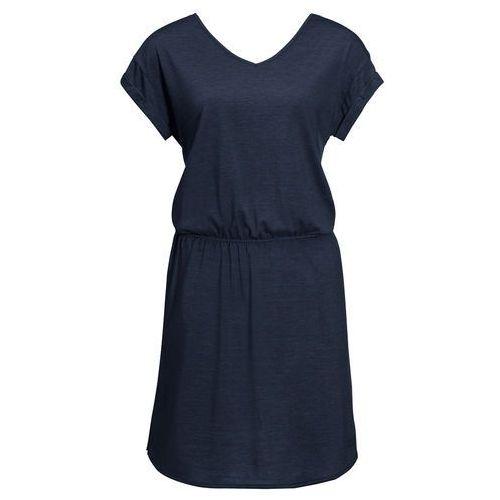 Sukienka CORAL COAST DRESS midnight blue - XL, kolor niebieski