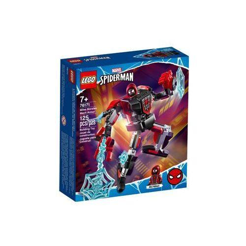 Lego SUPER HEROES Opancerzony mech milesa moralesa miles morales mech armor 76171