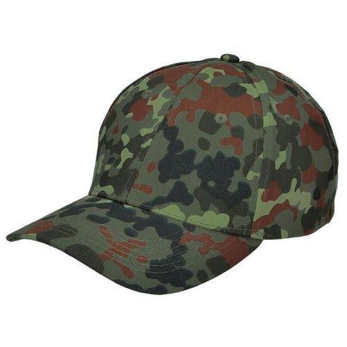 Mfh czapka z daszkiem bejsbolówka dziecięca flecktarn