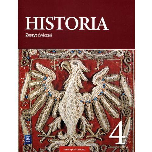 Historia ćwiczenia Klasa 4 Szkoła podstawowa - Małgorzata Lis (9788302167201)
