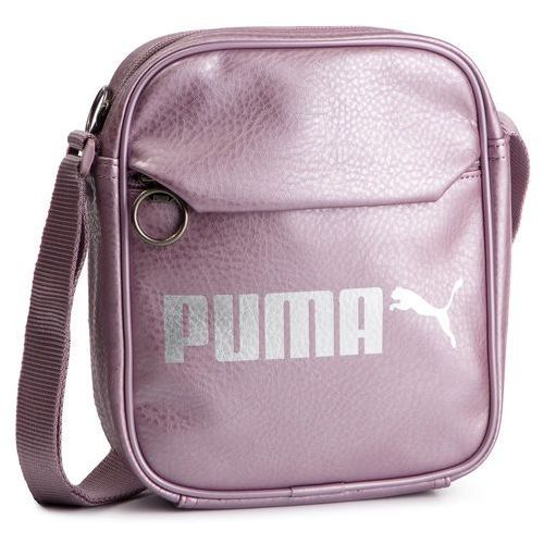 bc2665f3887b0 Zobacz ofertę Saszetka PUMA - Campus Portable 075004 07 Elderberry Puma  Silver Met