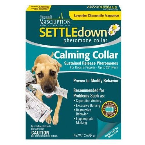 Petarmore Calming Collar dawniej Settle Down Obroża z feromonami dla psa 59cm