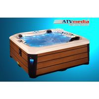 Wanna SPA / Jacuzzi * 5-os. * Model MADERA 600 Exclusive