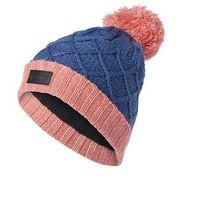 czapka zimowa RIP CURL - Wool Pompom Girl Beanie Palace Blue (8663) rozmiar: OS