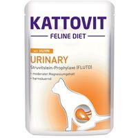 KATTOVIT Urinary kurczak - saszetka 6x85g (4000158770356)