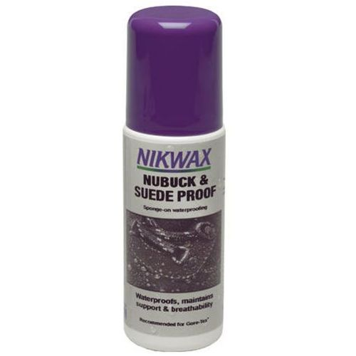 NIKWAX NUBUCK I WELUR/FOOTWEAR CLEANING GEL 125 ml