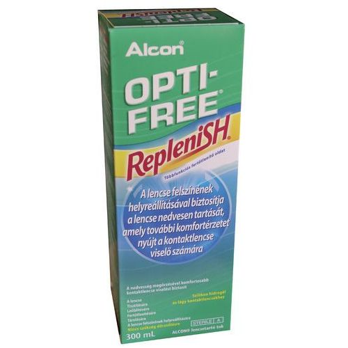 Opti Free Replenish 300 ml (0300650356947)