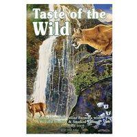 rocky mountain feline z dziczyzną i łososiem 2kg marki Taste of the wild