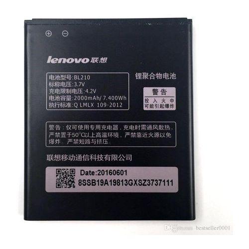 a656 / bl210 1400mah 5.2wh li-ion 3.7v (oryginalny) marki Lenovo