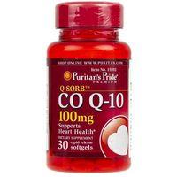 Kapsułki Puritan's Pride Koenzym Q10 100 mg - 30 kapsułek