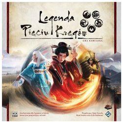 Legenda pięciu kręgów lcg. gra karciana marki Galakta