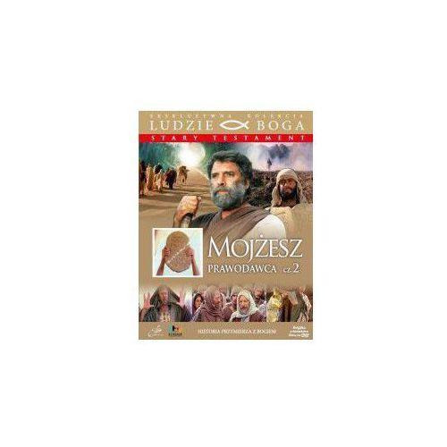 Mojżesz prawodawca cz. 2 + film dvd Praca zbiorowa