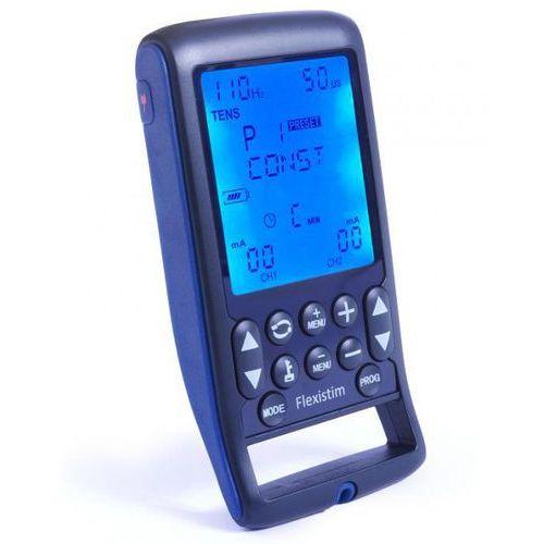 Elektrostymulator wielofunkcyjny FlexiStim (TENS+EMS+INF+MET)
