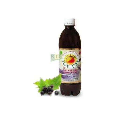 JOY DAY - Owoce Lasu Eko Koncentrat napoju probiotycznego 500 ml