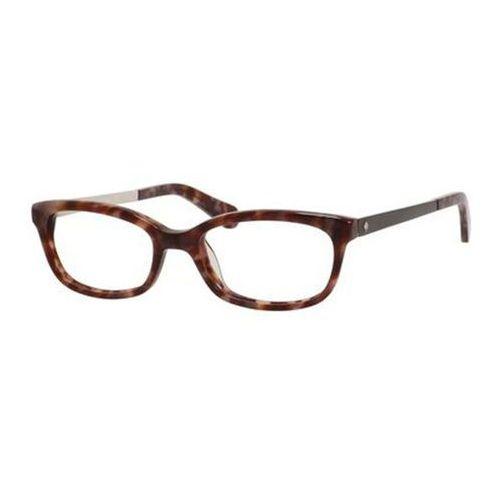 Okulary korekcyjne jazmine 0jdq 00 Kate spade