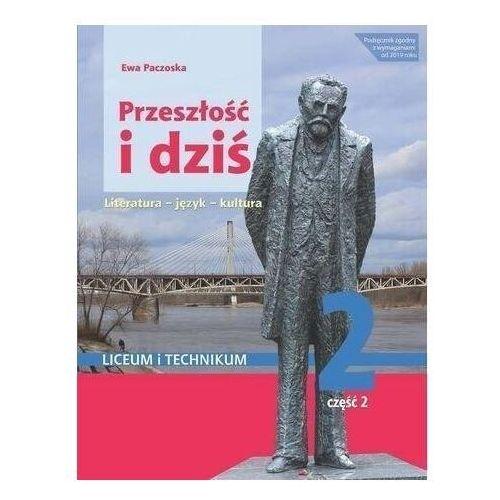 J.polski lo przeszłość i dziś 2/2 w.2020 wsip - paczoska ewa, WSiP