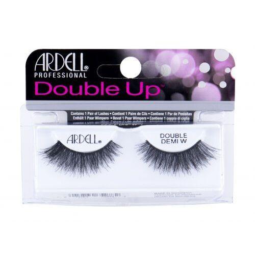Double up double demi wispies sztuczne rzęsy 1 szt dla kobiet black Ardell - Promocja