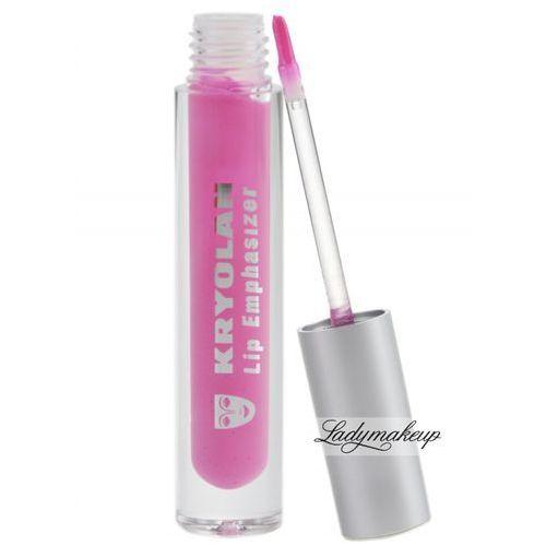 Kryolan basic lips błyszczyk do ust nadający objętość (lip emphasizer) 4 ml
