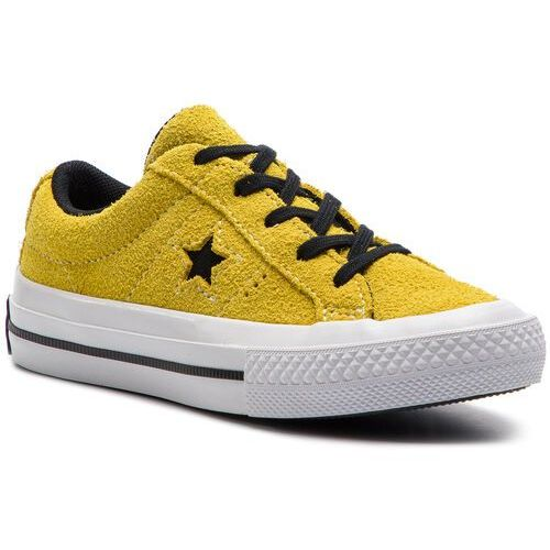 17815658f82c ▷ Tenisówki - one star ox 363690c bold citron black white (Converse ...