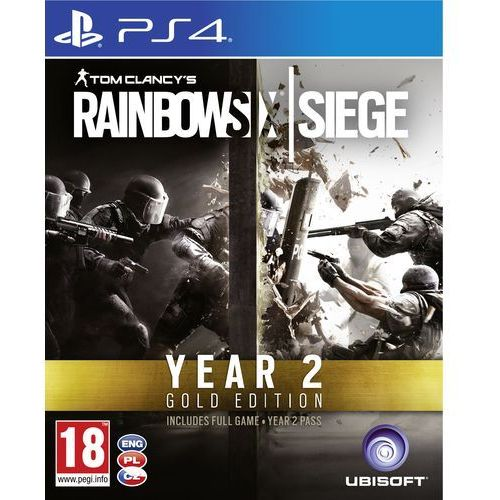 Rainbow Six Siege (PS4)