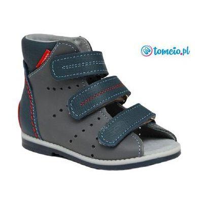 Buty profilaktyczne dla dzieci Mazurek tomcio.pl - obuwie profilaktyczne dziecięce