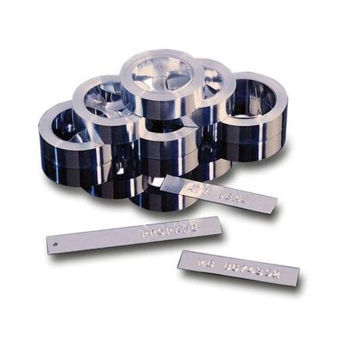 Taśma DYMO aluminiowa samop. 12x3,65 srebrna 35800