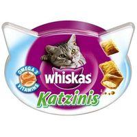 Whiskas katzinis chrupki na zdrową sierść i oczy dla kota