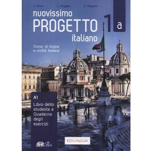 Progetto italiano Nuovissimo 1A podr.+ ćw.+CD (2019)