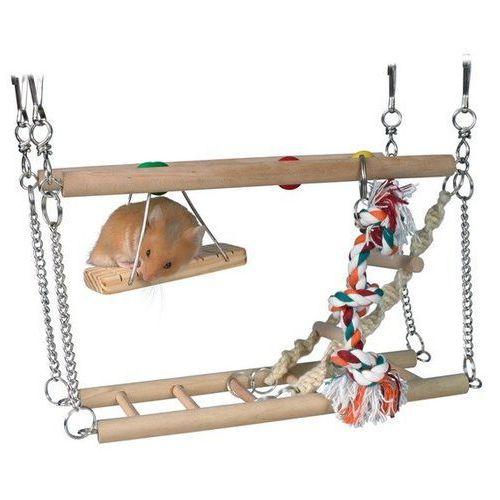 Wspaniały Zabawki dla gryzoni Rodzaj: plac zabaw, ceny, opinie, sklepy (str JB44