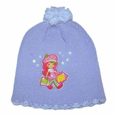 Czapki i nakrycia głowy dla dzieci Truskawkowe Ciastko HAPPY-KIDS sklep ubrania licencyjne dla dzieci